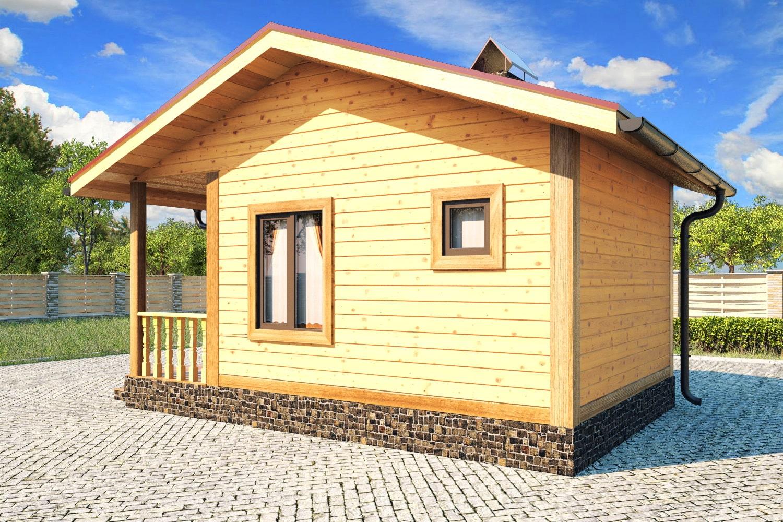 Фото и проекты полукруглых домов таллинским