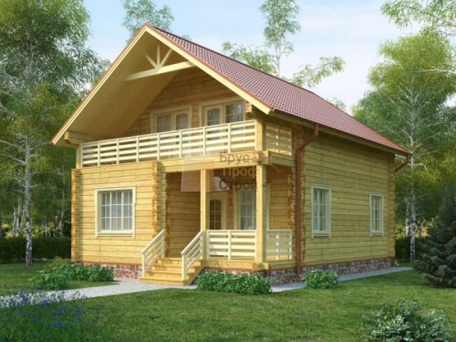 Проекты деревянных домов построить